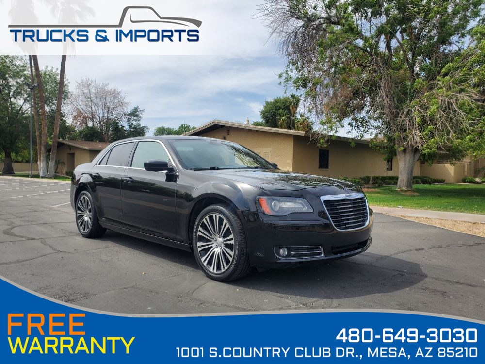 2013 Chrysler 300 300S One Owner Clean CarFax Dealership Records!