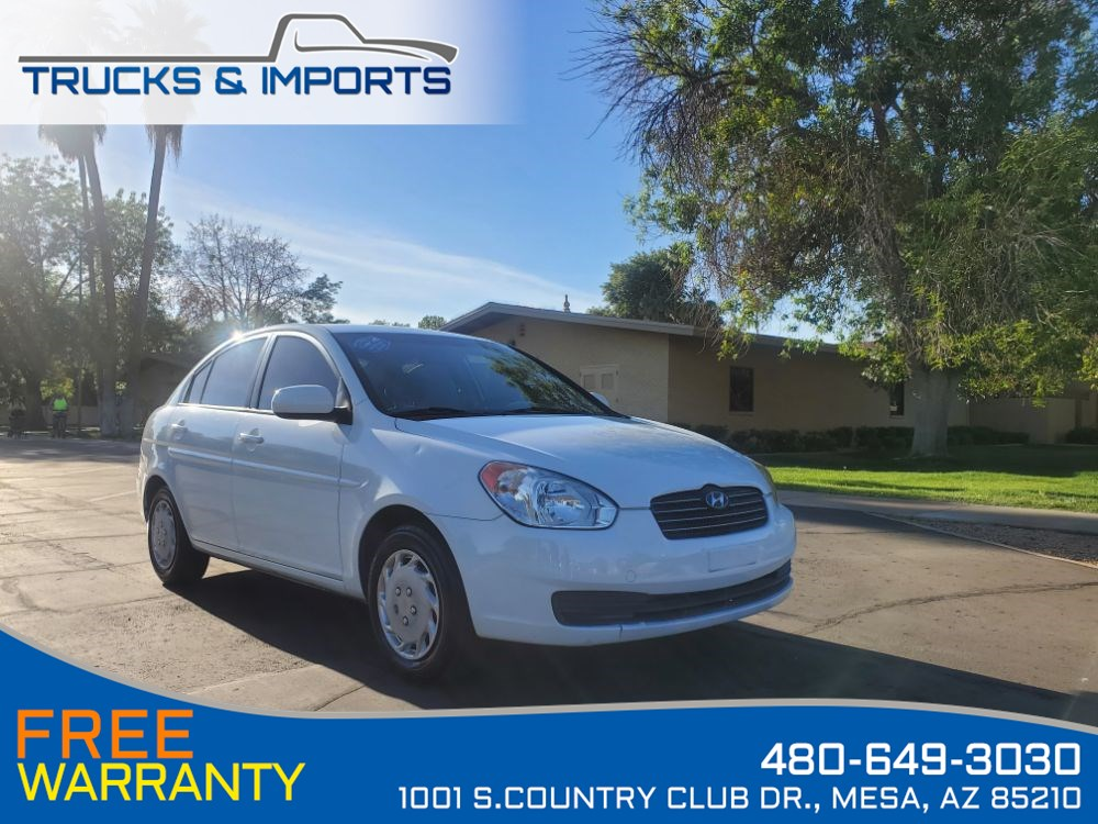 2011 Hyundai Accent GLS Clean CarFax show Detailed Records 36 MPG!