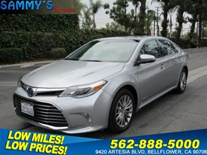 View 2016 Toyota Avalon Hybrid