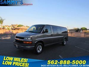 View 2010 Chevrolet Express Passenger