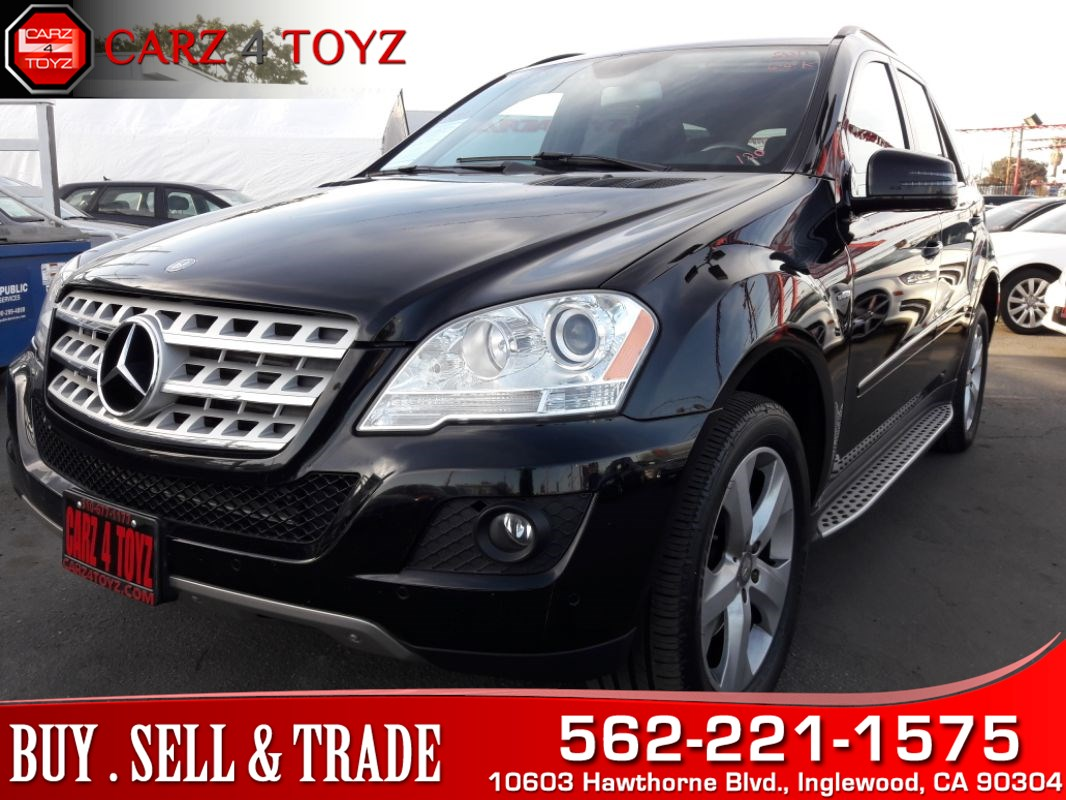 2011 Mercedes-Benz ML 350 BlueTEC SUV