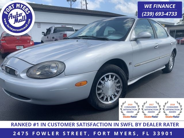 1998 Mercury Sable LS Premium Group