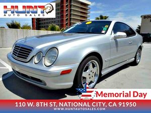View 2001 Mercedes-Benz CLK430