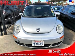 View 2006 Volkswagen New Beetle Convertible