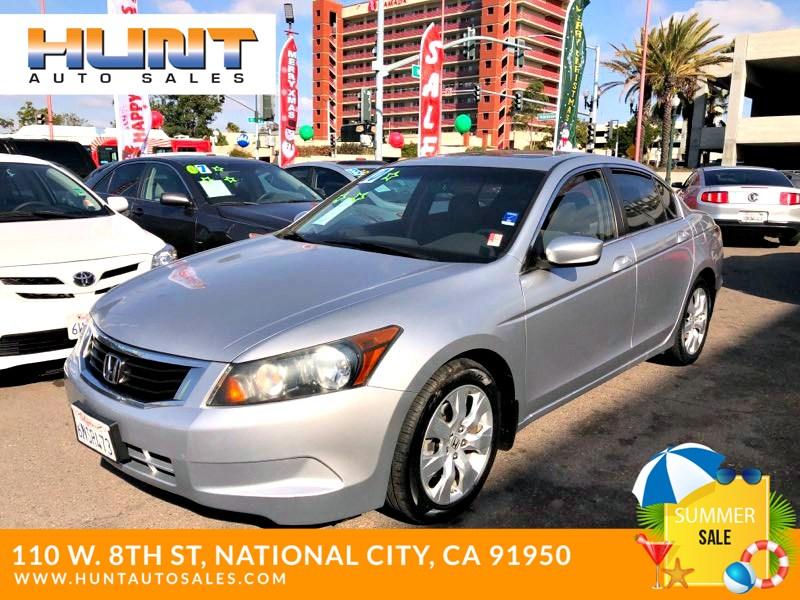 Honda National City >> Sold 2010 Honda Accord Sdn Ex In National City