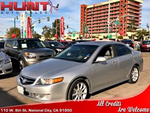 View 2006 Acura TSX