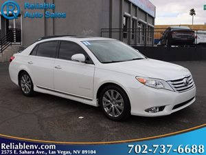 View 2011 Toyota Avalon