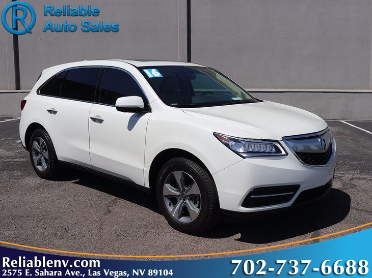 PreOwned Or Used Acura In Las Vegas Reliable Auto - Used acura cars