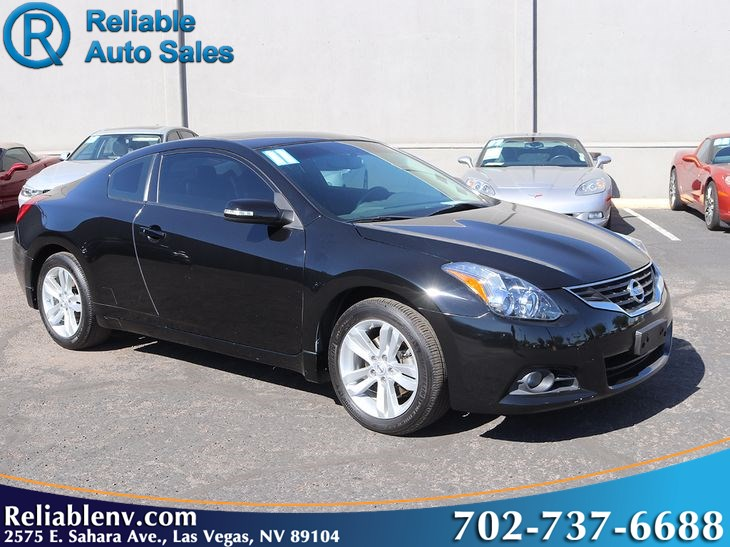 2011 Nissan Altima 25 S W Lifetime Warranty Near Las Vegas