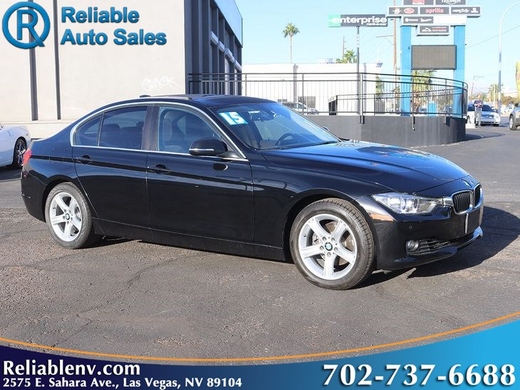 2015 BMW 3 Series 328i    W / Certified Warr