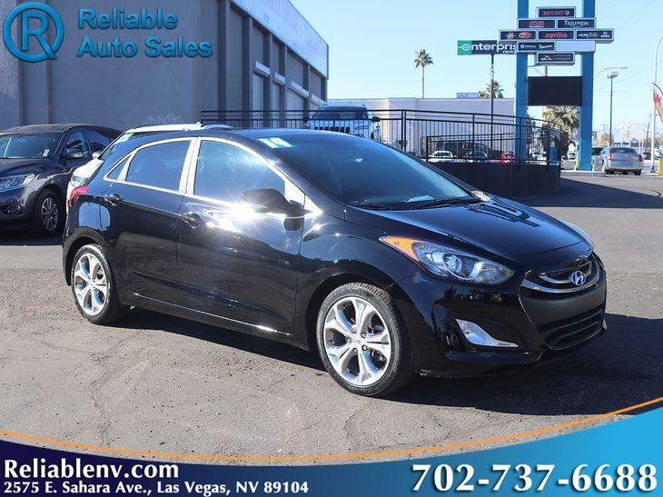 2014 Hyundai Elantra Gt W Cpo Warranty Near Las Vegas Reliable Auto