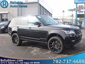 View 2013 Land Rover Range Rover