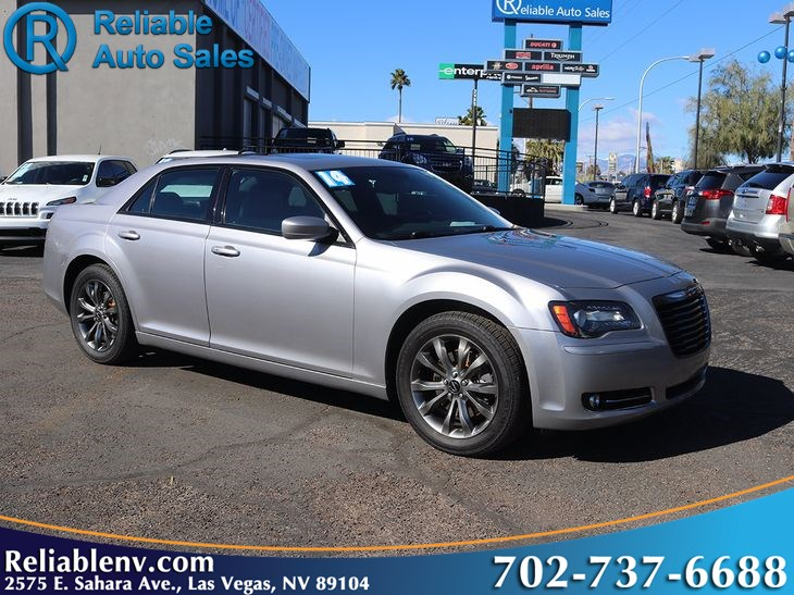 2014 Chrysler 300 300S  W / CPO WARRANTY