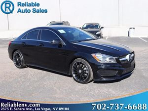 2015 Mercedes-Benz CLA 250 Coupe W / Certified Warr