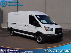 View 2018 Ford Transit Van
