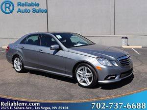 View 2011 Mercedes-Benz E 550