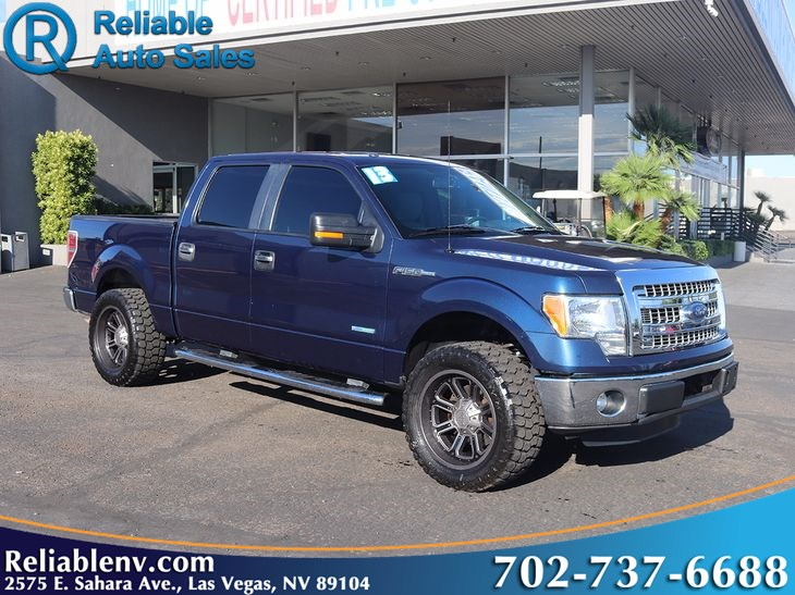 Ford F150 For Sale Las Vegas >> Pre Owned Or Used Ford In Las Vegas Reliable Auto