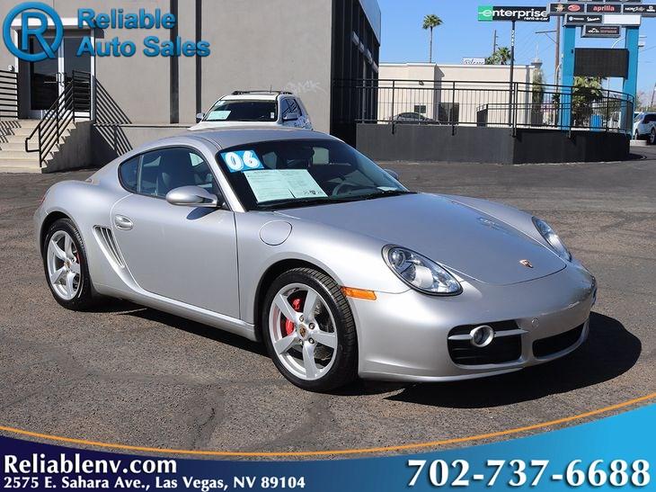2006 Porsche Cayman S Reliable Auto Sales