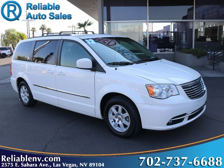 2012 Chrysler Town & Country Touring  W / CERTIFIED WARR