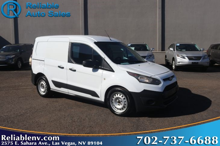 2014 Ford Transit Connect XL  W / CERT WARRANTY