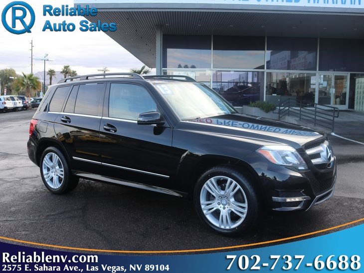 2013 Mercedes-Benz GLK 350 W / CERT WARRANTY