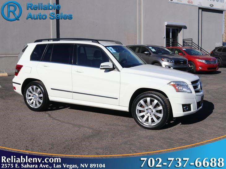 2012 Mercedes-Benz GLK 350 W / CERT WARRANTY