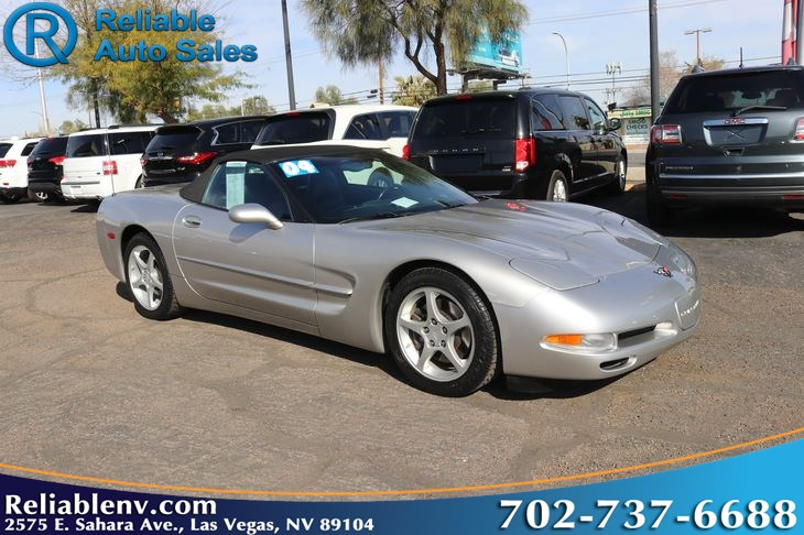 2004 Chevrolet Corvette W/ certified WARRANTY