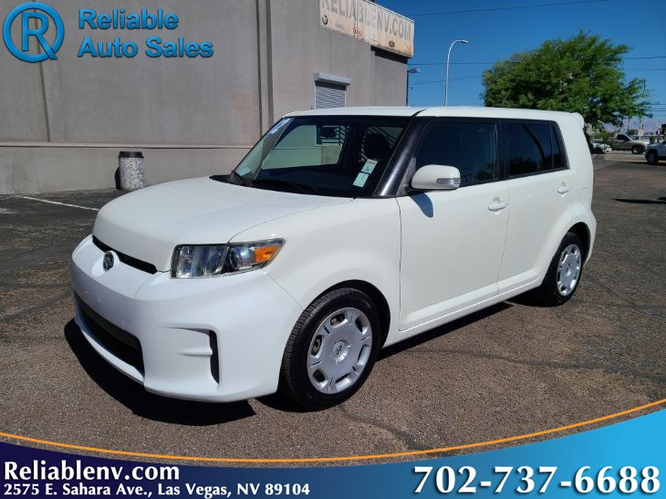 2012 Scion xB W / CERTIFIED PROTECTION