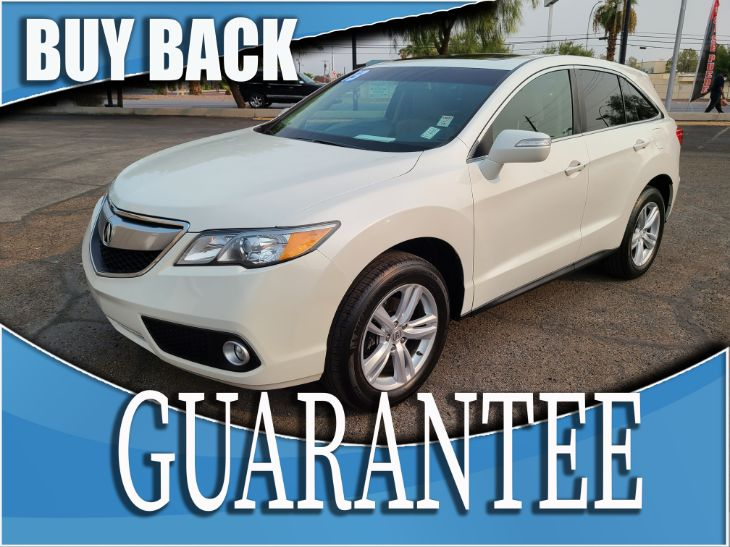 2013 Acura RDX Tech Pkg    W / CERTIFIED PROTECTION