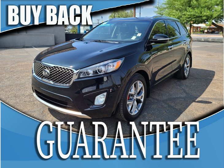 2016 Kia Sorento SX   W / CERTIFIED PROTECTION