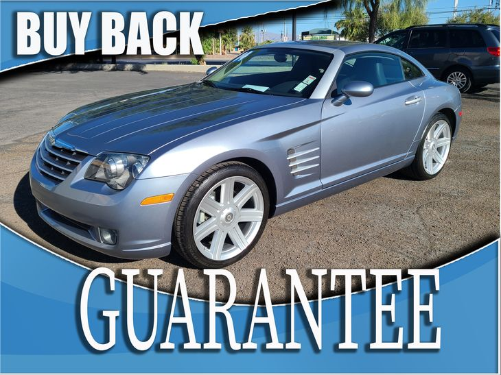 2004 Chrysler Crossfire W / CERTIFIED PROTECTION