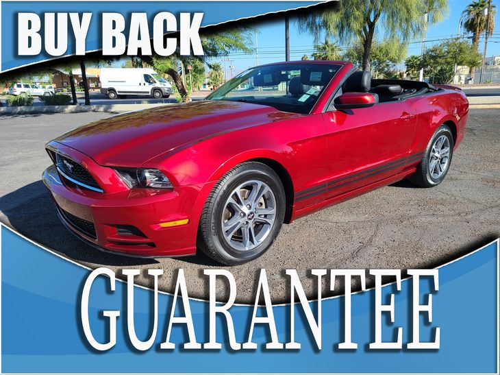 2014 Ford Mustang V6  W / CERTIFIED PROTECTION