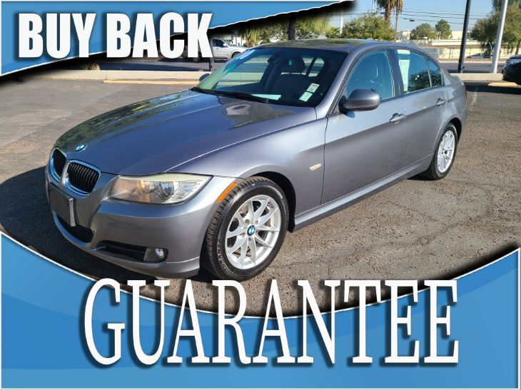 2010 BMW 3 Series 328i     W / CERTIFIED PROTECTION
