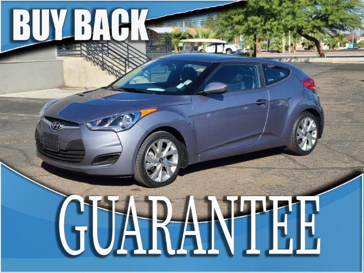 2016 Hyundai Veloster W / CERTIFIED PROTECTION