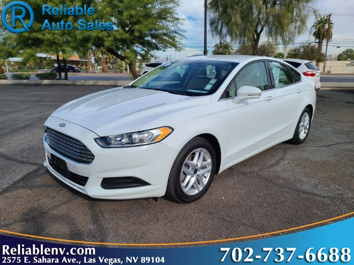 2016 Ford Fusion SE  W / CERTIFIED PROTECTION