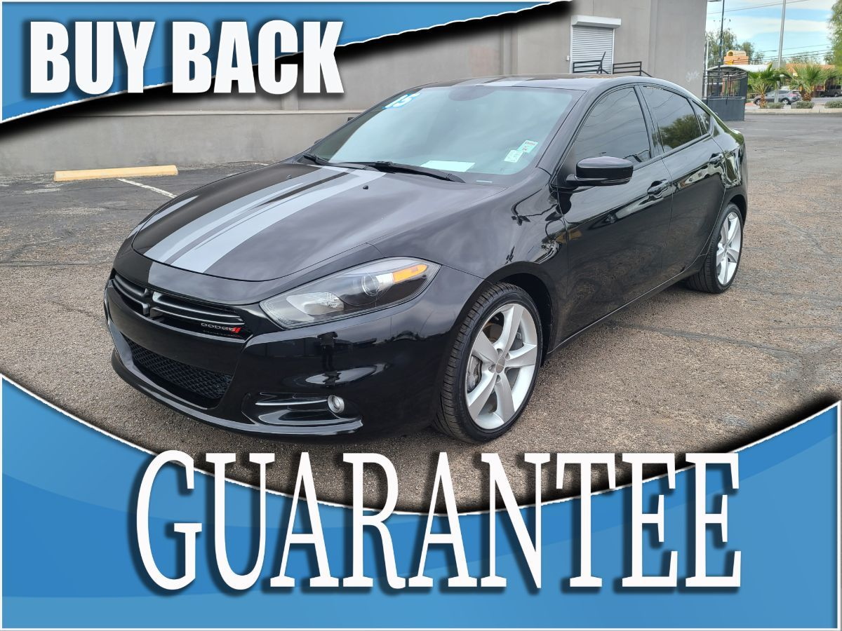 2015 Dodge Dart GT  W / CERTIFIED PROTECTION
