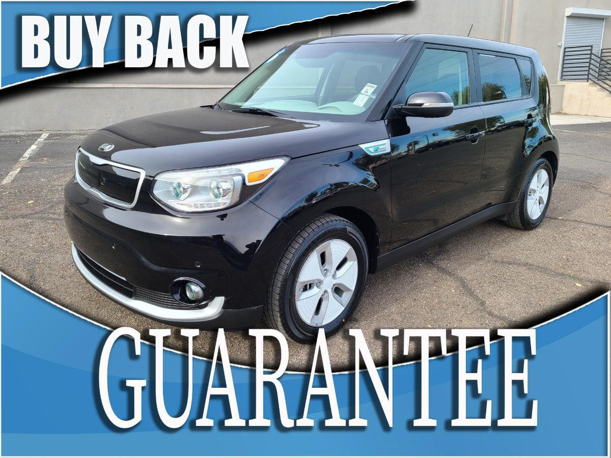2016 Kia Soul EV + plus +    W / CERTIFIED PROTECTION