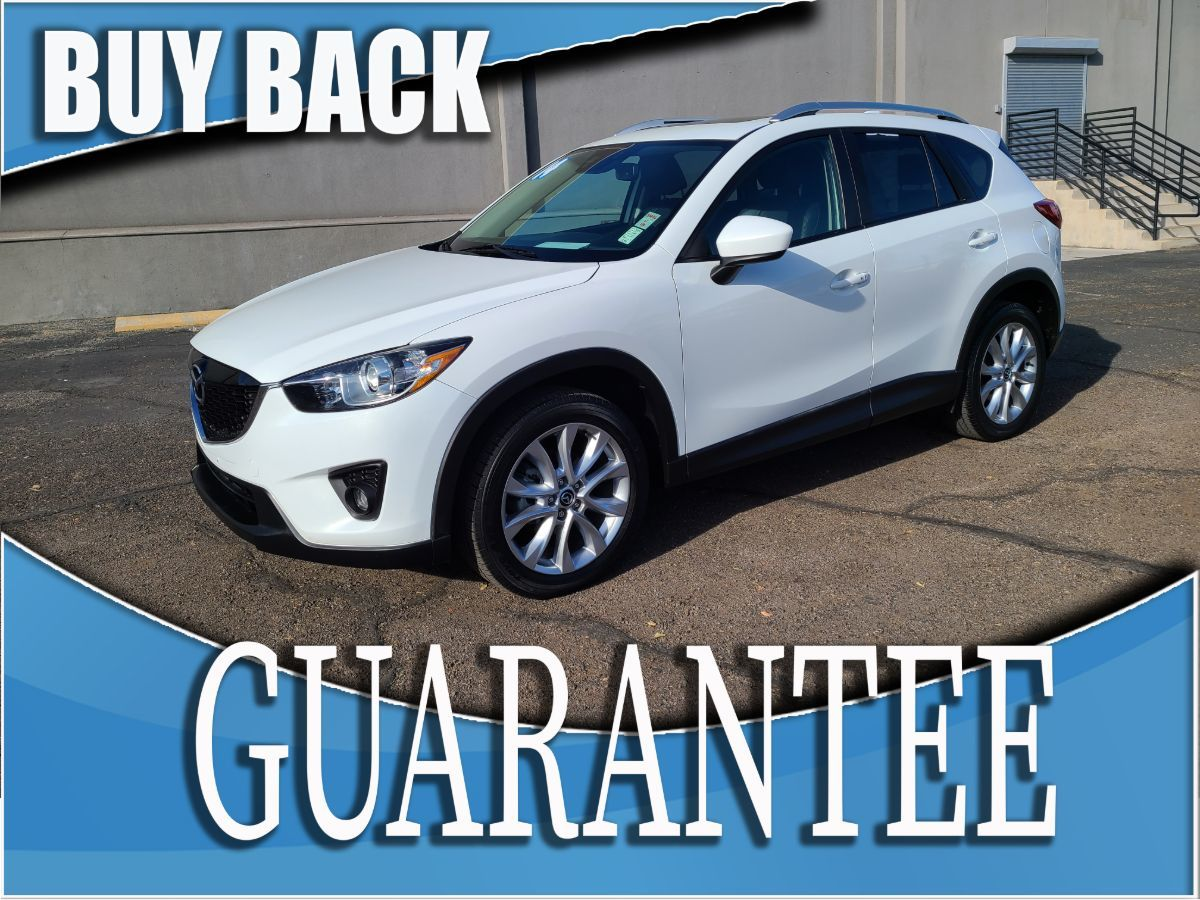 2014 Mazda CX-5 Grand Touring   W / CERTIFIED PROTECTION