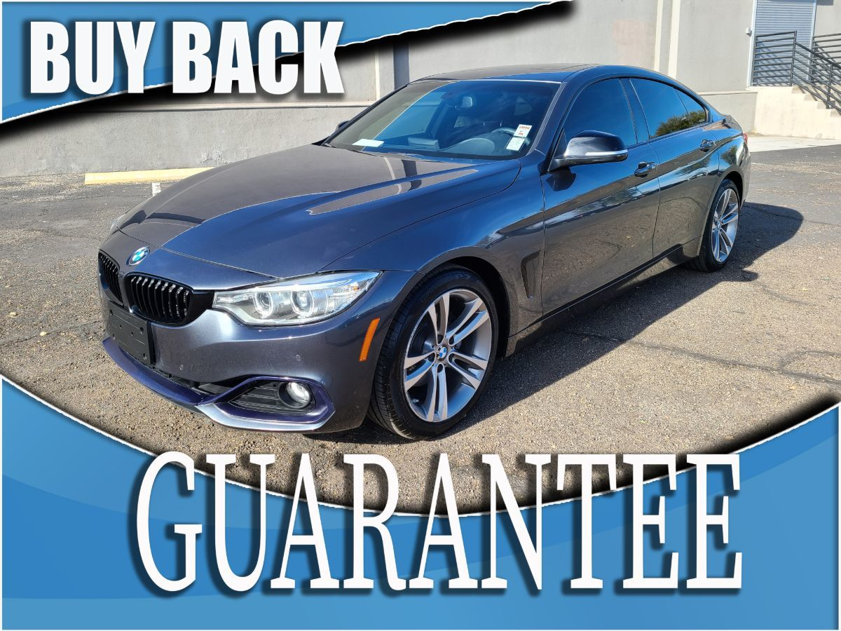 2015 BMW 4 Series 428i    W / CERTIFIED PROTECTION