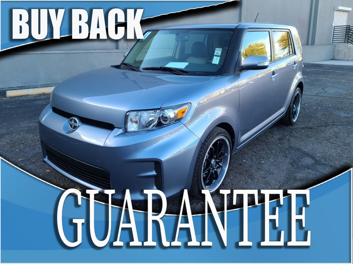 2011 Scion xB W / CERTIFIED PROTECTION