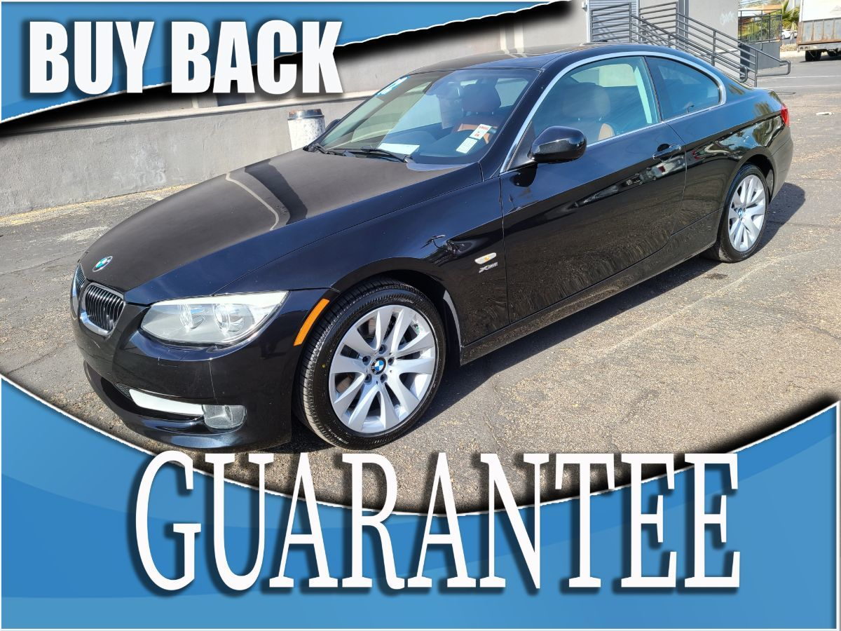 2012 BMW 3 Series 328i xDrive   W / CERTIFIED PROTECTION