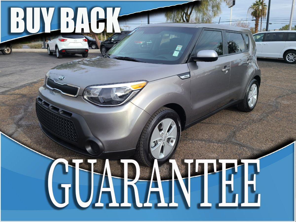 2016 Kia Soul Base    W / CERTIFIED PROTECTION