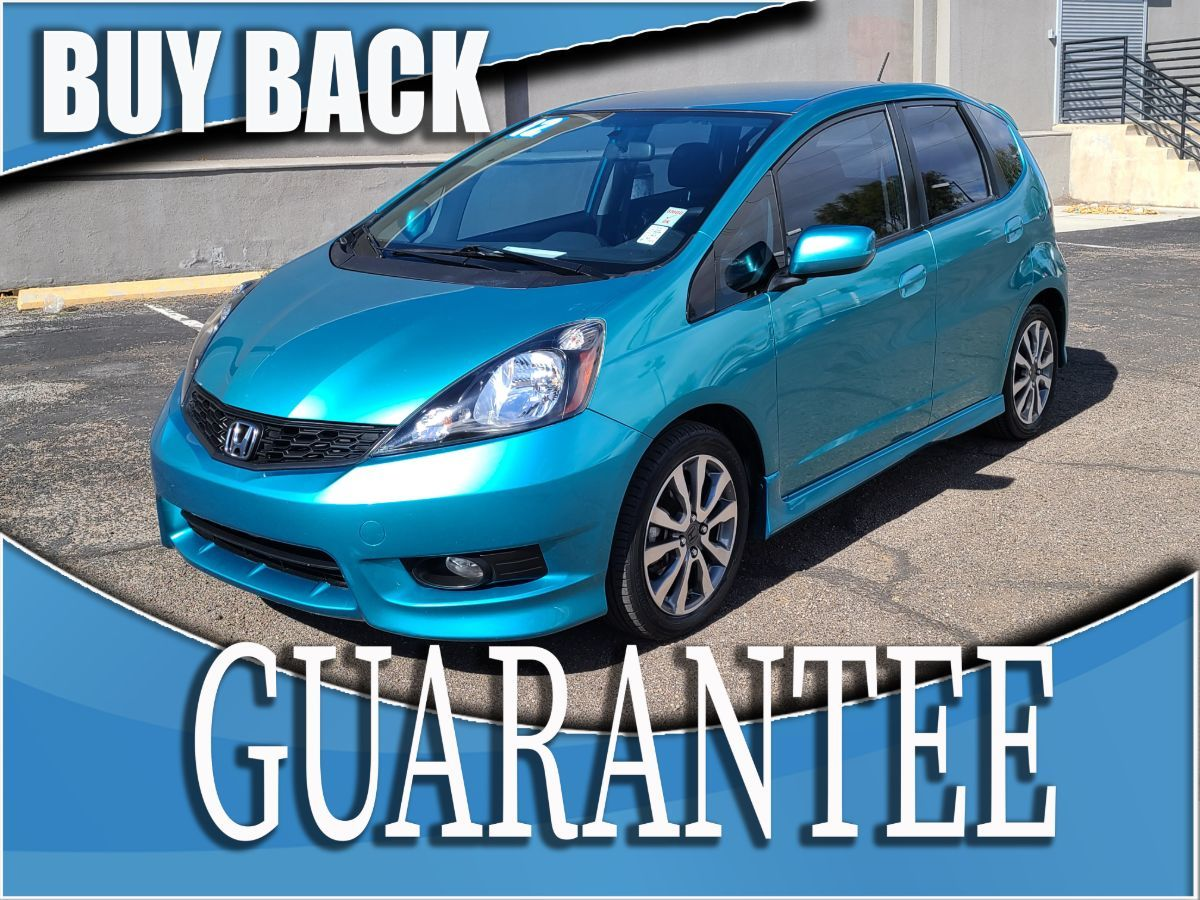 2012 Honda Fit Sport   W / CERTIFIED PROTECTION