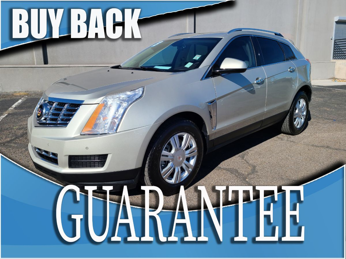 2013 Cadillac SRX Luxury Collection   W / CERTIFIED PROTECTION