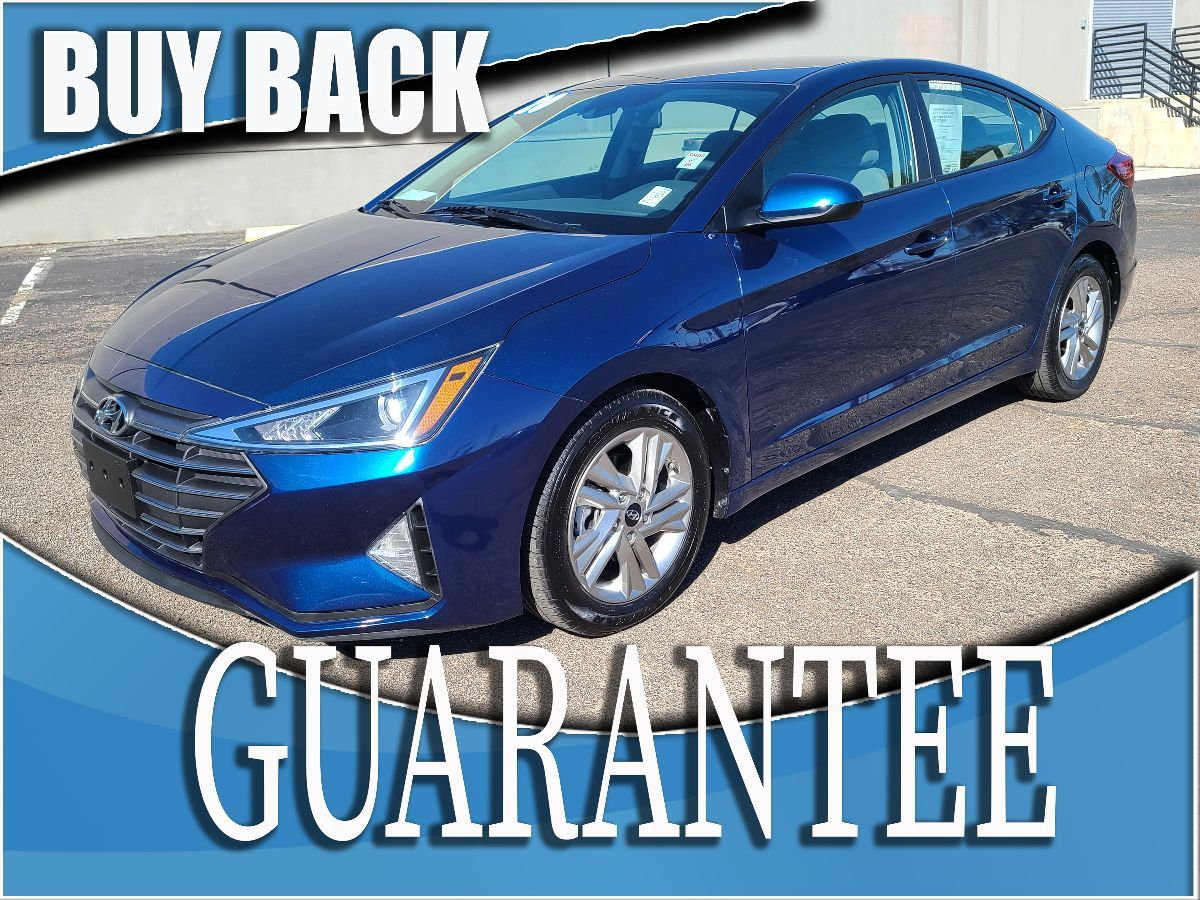 2020 Hyundai Elantra SEL   W / CERTIFIED PROTECTION