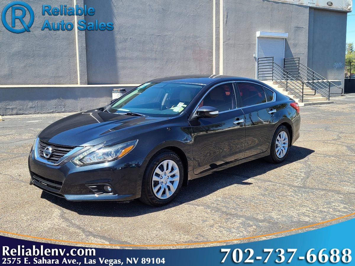 2017 Nissan Altima 2.5 SL    W / CERTIFIED PROTECTION