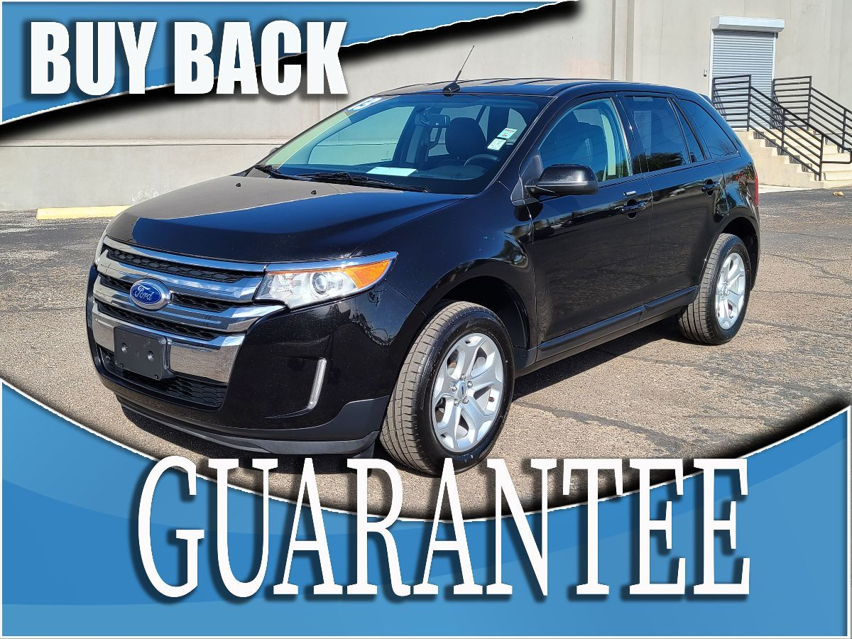 2013 Ford Edge SEL   W / CERTIFIED PROTECTION