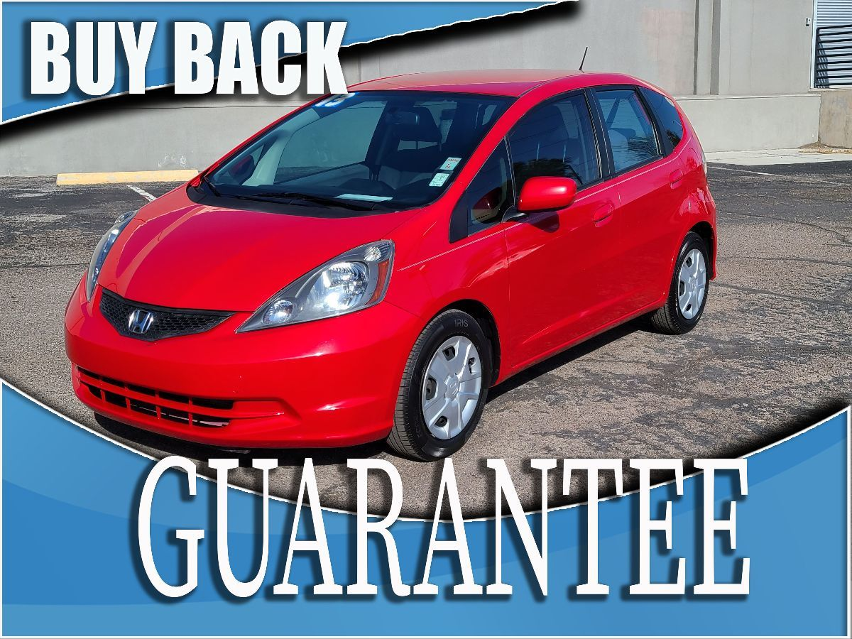 2013 Honda Fit W / CERTIFIED PROTECTION