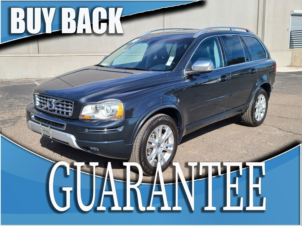 2014 Volvo XC90 Premier Plus     W / CERTIFIED PROTECTION