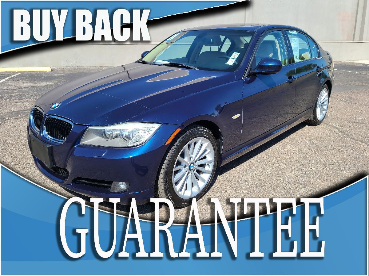 2011 BMW 3 Series 328i xDrive   W / CERTIFIED PROTECTION
